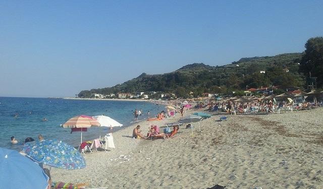 «Βούλιαξαν» οι παραλίες του Πηλίου