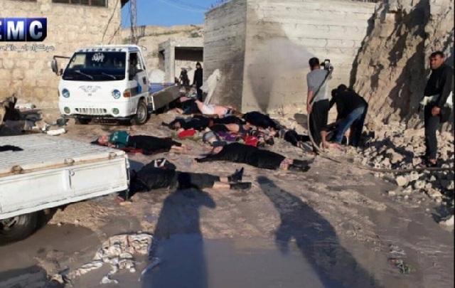 Συρία: Τουλάχιστον 57 νεκροί σε βομβαρδισμό φυλακής του Ισλαμικού Κράτους