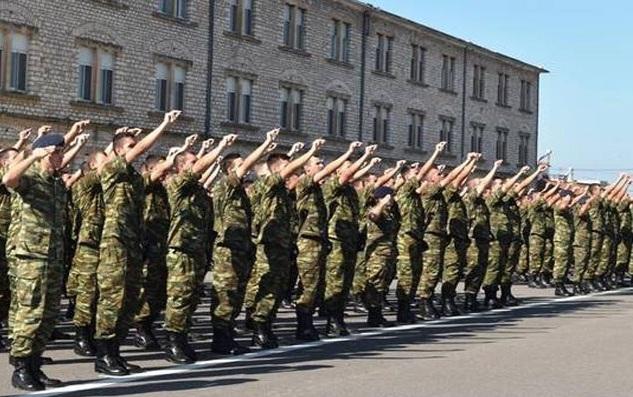 Αλλαγή ημερομηνίας για τους υπόχρεους κατάταξης με τη 2017Ε ΕΣΣΟ στον στρατό ξηράς