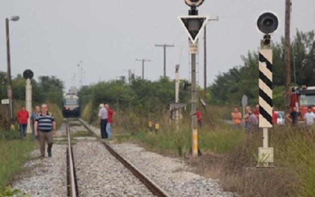 Τρένο παρέσυρε και σκότωσε βοσκό