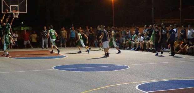 Αρχίζει στις 5 Ιουλίου το ανεπίσημο τουρνουά μπάσκετ