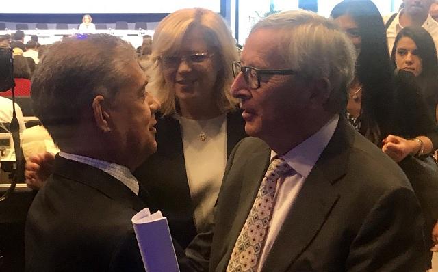 Κ. Αγοραστός: Να διπλασιασθούν οι πόροι για την πολιτική συνοχής της ΕΕ