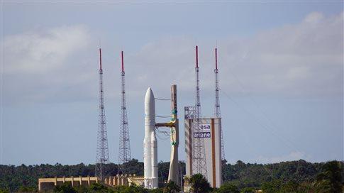 Εκτοξεύτηκε ο ελληνοκυπριακός δορυφόρος HELLAS SAT 3