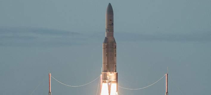 Εκτοξεύθηκε στο Διάστημα ο δορυφόρος Hellas Sat 3: Οι δυνατότητές του [εικόνες-βίντεο]