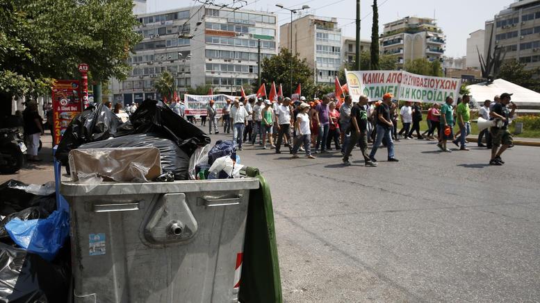 Σενάρια για επίταξη μετά από δικαστική απόφαση για τα σκουπίδια