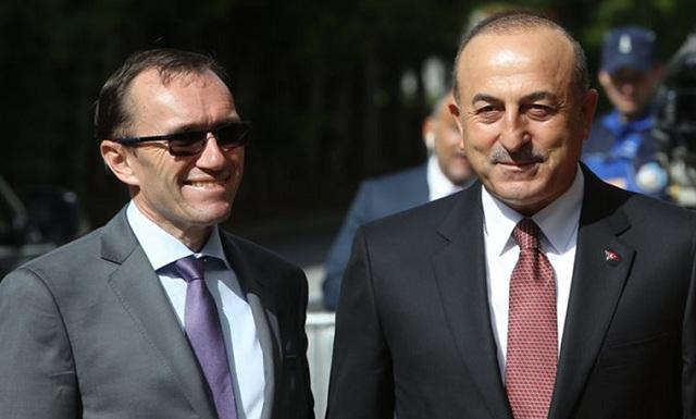 Κυπριακό: Η πρόταση Τσαβούσογλου για ασφάλεια και εγγυήσεις