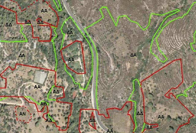 Φτάνουν ήδη τις 1.655 οι αντιρρήσεις για τους δασικούς χάρτες στη Μαγνησία