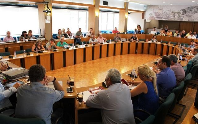 Ορκωμοσία νέου Περιφερειακού Συμβούλου Θεσσαλίας