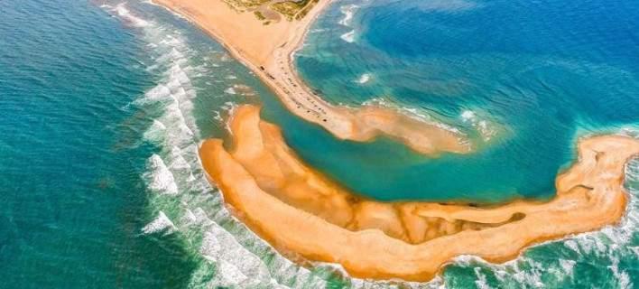 Μυστηριώδες νησί εμφανίστηκε ξαφνικά στο Τρίγωνο των Βερμούδων