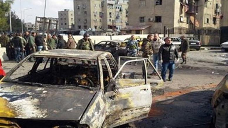 Πολύνεκρη επίθεση αυτοκτονίας στο κέντρο της Δαμασκού