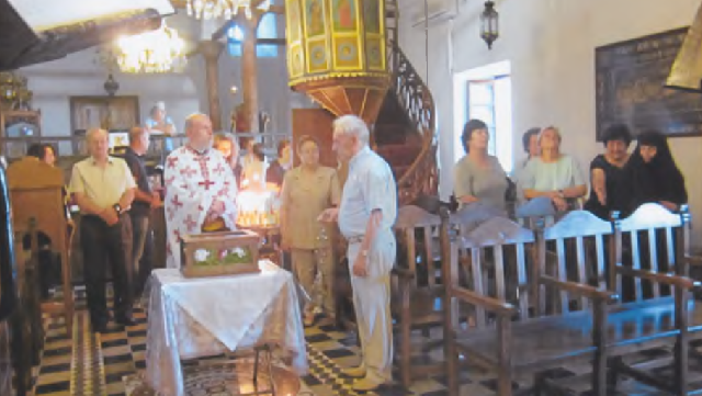 Ιερό κειμήλιο στο Βένετο