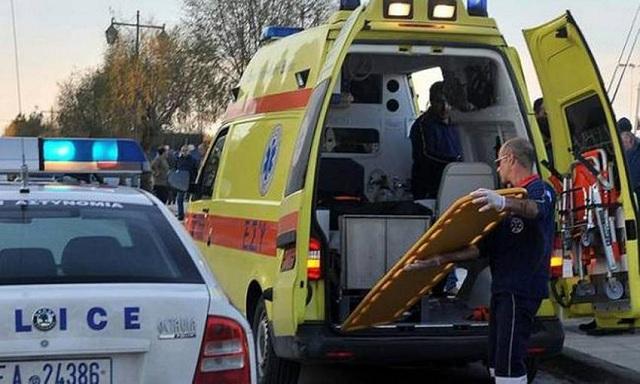 Ένας τραυματίας σε τροχαίο στη Νέα Λεύκη
