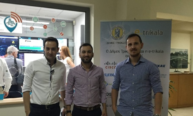 Ενδιαφέρον του Δήμου Καρδίτσας για νέες «έξυπνες εφαρμογές»