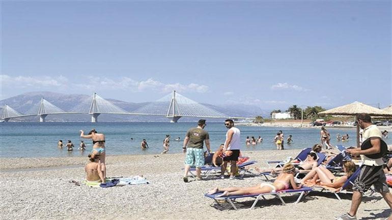 Oι ακατάλληλες για κολύμβηση παραλίες της Αχαΐας