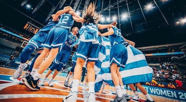 Βλέπει» Ευρωμπάσκετ  2019 η Εθνική Γυναικών