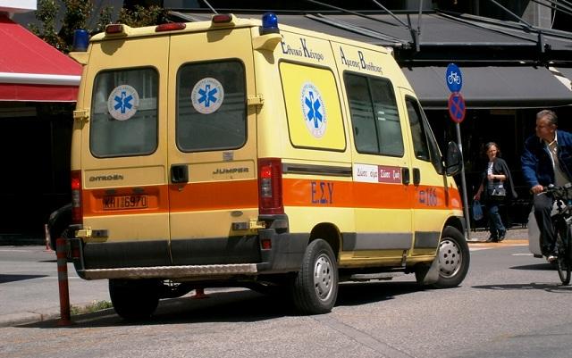 Ακινητοποιημένα λόγω βλαβών 8 από τα 9 ασθενοφόρα στα Τρίκαλα