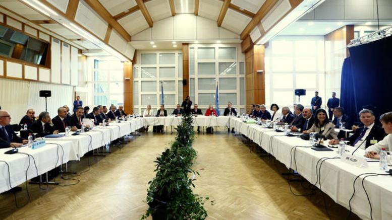 Ναυάγιο στη διάσκεψη για το Κυπριακό στο Κραν Μοντάντα