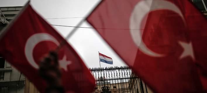 Η Ολλανδία απαγορεύει την είσοδο στη χώρα στον αντιπρόεδρο της τουρκικής κυβέρνησης