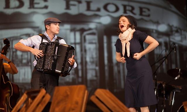 Η παράσταση «Piaf! the show» απόψε στον Βόλο
