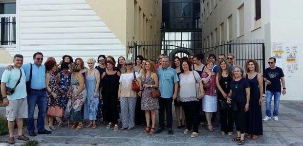 Συναντήθηκαν οι πρώτοι απόφοιτοι του Πανεπιστημίου Θεσσαλίας