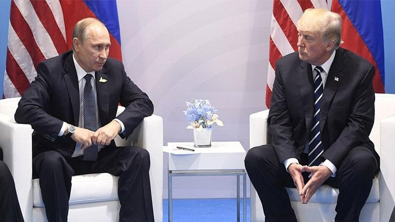 «Συμμαχία« Πούτιν - Τραμπ κατά των ΜΜΕ