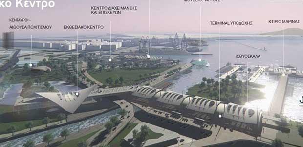 Οι προτάσεις της Volos Marina στον ΟΛΒ για την κατασκευή μαρίνας