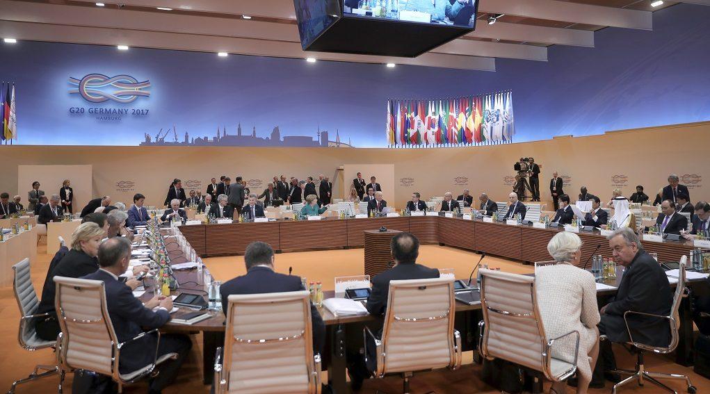 Σύνοδος της G20: Συμφωνία -πλην ΗΠΑ- για την κλιματική αλλαγή