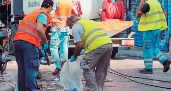 Νέες συμβάσεις στους εργαζόμενους καθαριότητας
