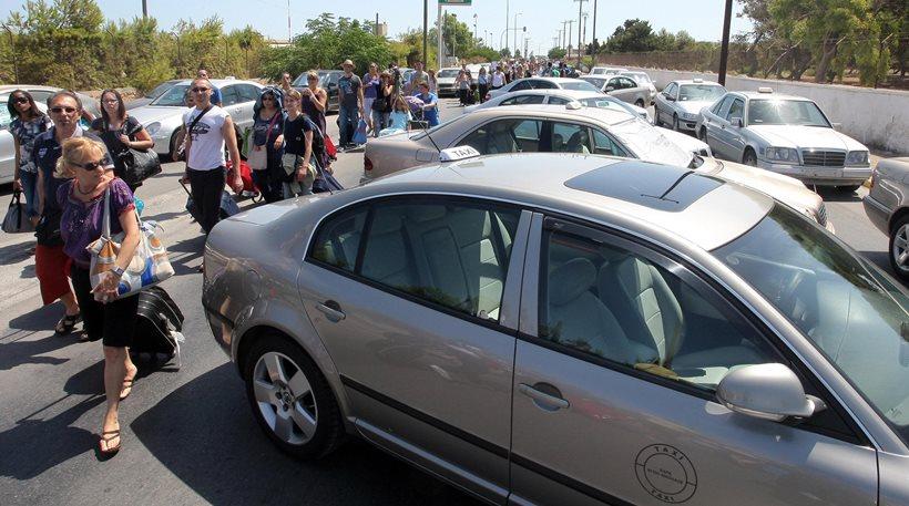 Πολύτεκνος ταξιτζής στην Κρήτη βρήκε 5.000 βρετανικές λίρες και τις παρέδωσε