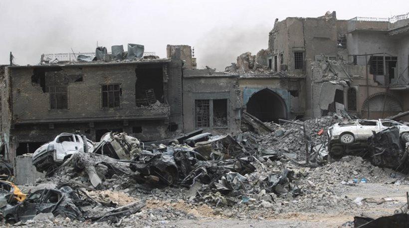 Μοσούλη: Την απελευθέρωση της πόλης ανακοίνωσε ο πρωθυπουργός του Ιράκ