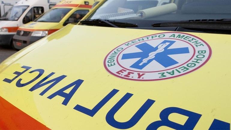 Σοβαρός τραυματισμός 12χρονου στα Τρίκαλα