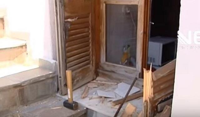 Βίντεο ντοκουμέντο από την οικογενειακή τραγωδία στα Χανιά