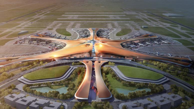 Το μεγαλύτερο αεροδρόμιο του κόσμου θα ανοίξει το 2019