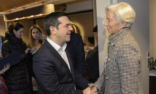 Επιστολή Τσίπρα: Οι 21 δεσμεύσεις της Αθήνας προς το ΔΝΤ