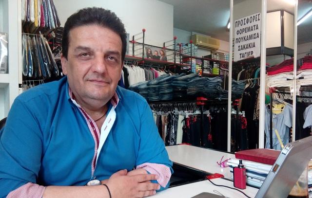 Κων. Τσέλιος: Μετά από 21 χρόνια στον Εμπορικό Σύλλογο άνοιξε δρόμο σε νέα πρόσωπα