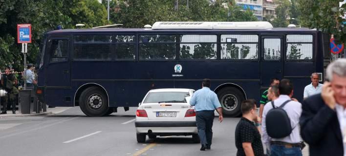 «Αστακός» σήμερα η Θεσσαλονίκη: Γιούνκερ και τριμερής προκαλούν χάος στην πόλη