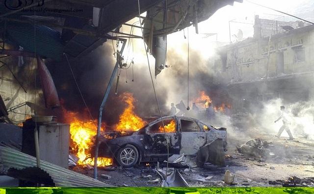 Συρία: Δεκάδες τζιχαντιστές νεκροί από βομβιστή αυτοκτονίας
