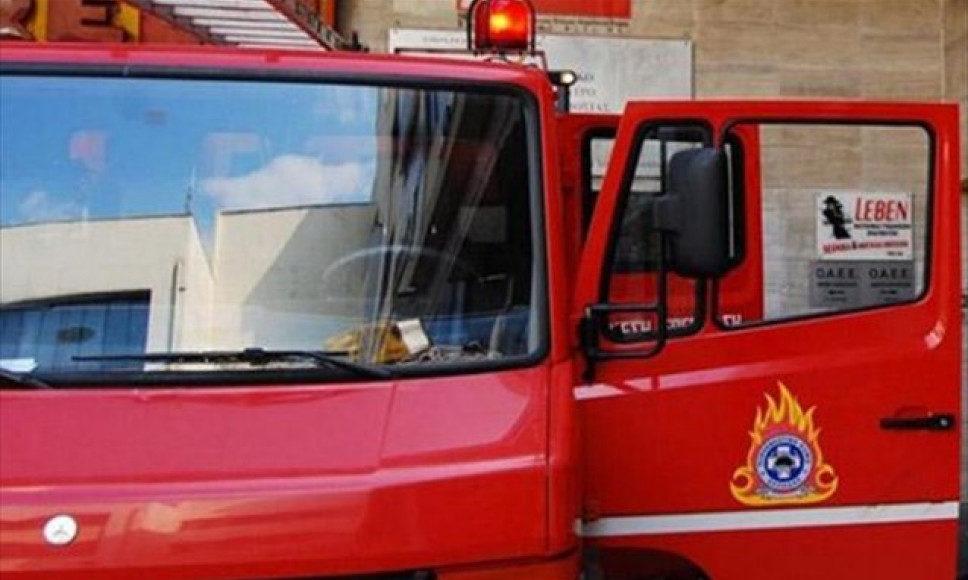 Σώθηκε από φωτιά χάρη στην παρατηρητικότητα γείτονα