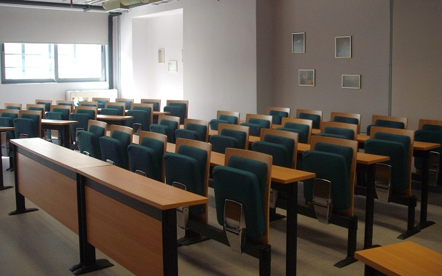 Εφοριακοί μεταπτυχιακοί φοιτητές στο Οικονομικό Τμήμα του Π.Θ.