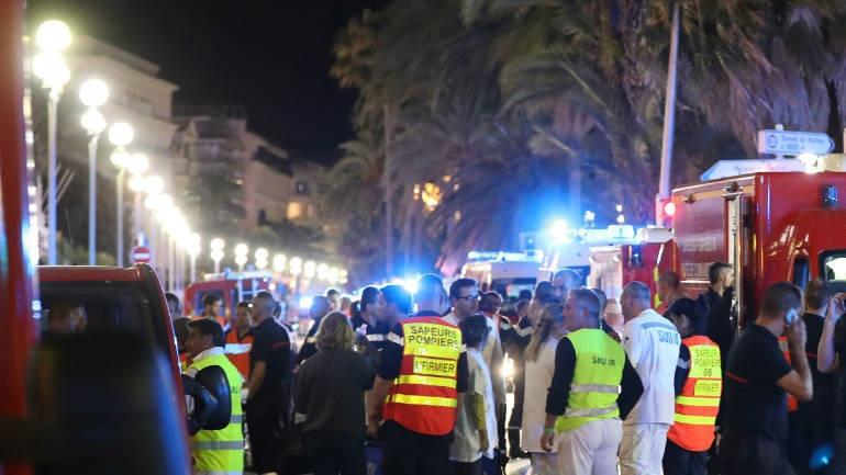 Απαγορεύτηκε η αναδημοσίευση των σοκαριστικών φωτογραφιών από την επίθεση στη Νίκαια