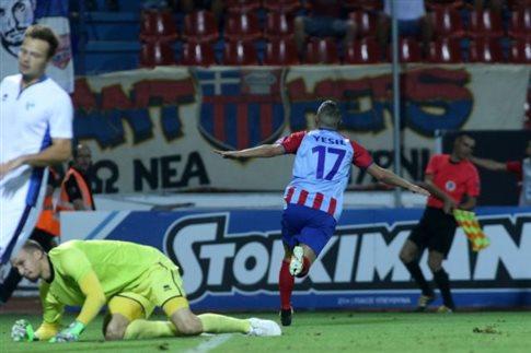 Σκορ πρόκρισης για τον Πανιώνιο, 2-0 την Γκόριτσα