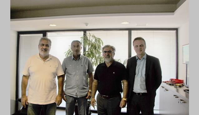Συνάντηση της Εταιρείας Διανομής Αερίου Θεσσαλονίκης - Θεσσαλίας A.E.