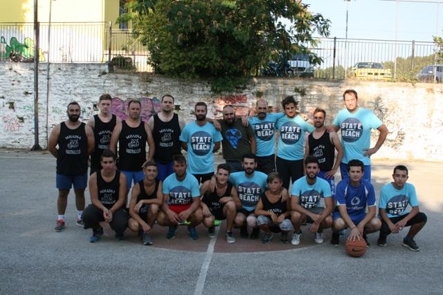 Για 2η χρονιά τουρνουά μπάσκετ στον Λαύκο Ν. Πηλίου