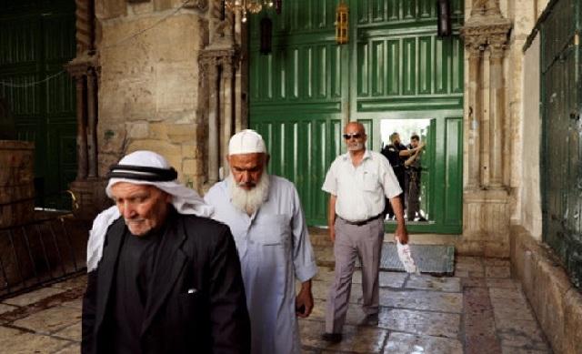 Επίθεση στην Ιερουσαλήμ: Αφέθηκε ελεύθερος ο μουφτής της πόλης