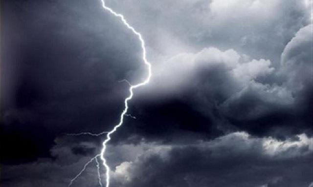 Έκτακτο δελτίο από την ΕΜΥ: Έρχονται καταιγίδες, χαλάζι και θυελλώδεις άνεμοι