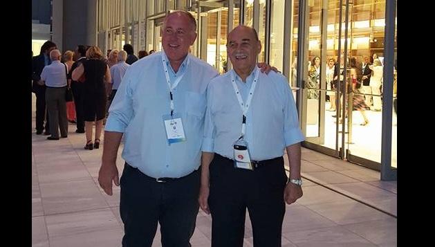Στο πανελλήνιο συνέδριο του Δικτύου Υγιών Πόλεων ο Δήμαρχος Ρ. Φεραίου
