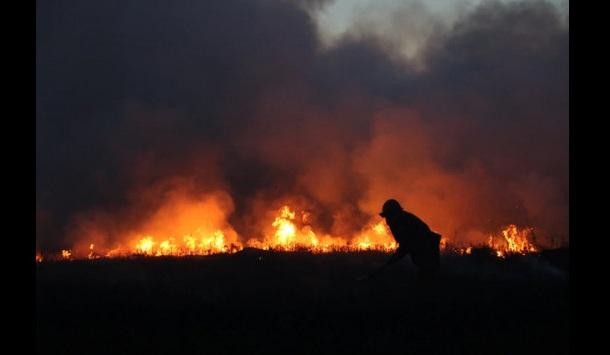Μεγάλη φωτιά στην Κίνα άφησε πίσω της 22 νεκρούς