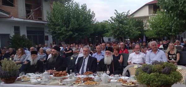 Με μεγάλη επιτυχία η Γιορτή Τσαγιού στην Βρύναινα (φωτο)