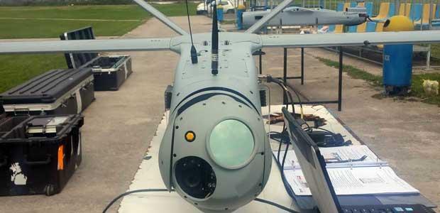 Drones στη Μαγνησία για τις πυρκαγιές