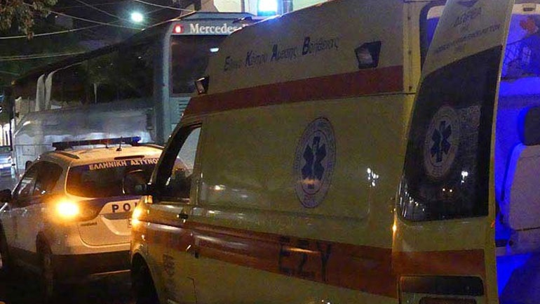 Αιφνίδιος θάνατος 19χρονου σε μπαρ στα Τρίκαλα